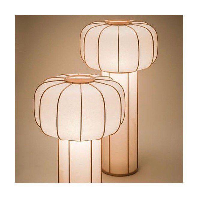 Kiku No Hana Lamps Via Vanessaheepen Stay Inspired Follow Abitare Studio Visit Www Abitare Studio Lighting Li Lamp Design Japanese Lamps Modern Lamp