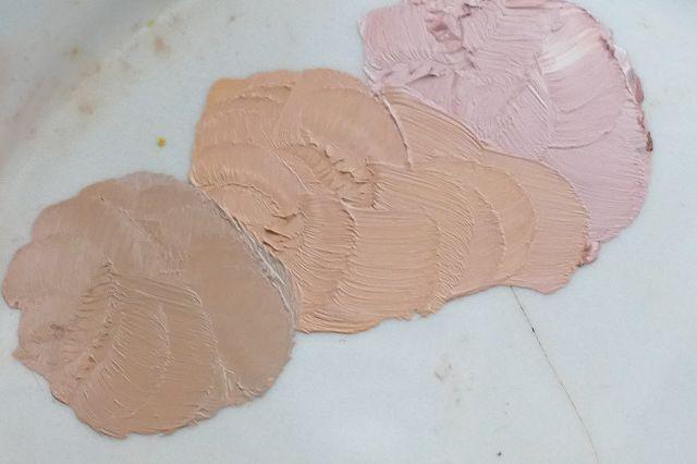 Couleur Chair A Partir Des Couleurs Primaires Couleur De Peau Comment Faire De La Peinture Couleur Primaire