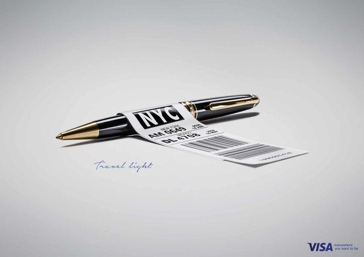 Visa :: Travel light