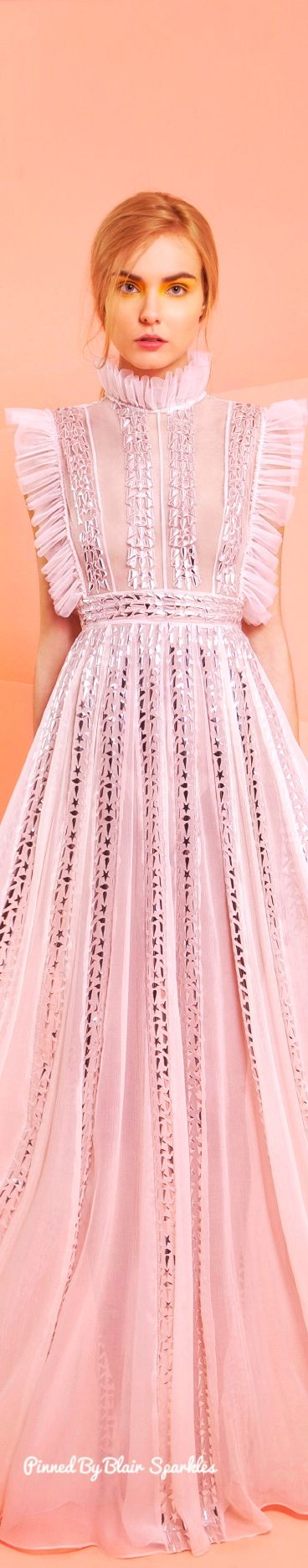 Rami Kadi Spring Summer Couture 2017 ♕♚εїз | BLAIR SPARKLES |