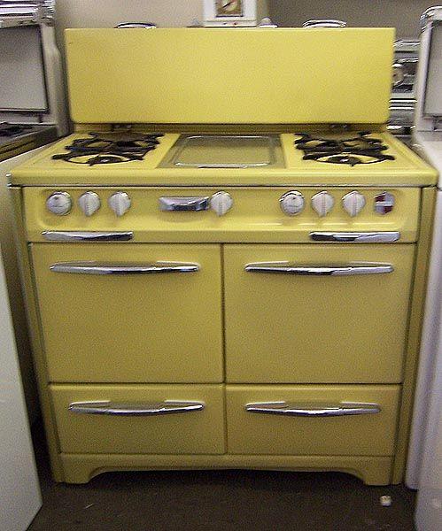 88 Best Images About Vintage Kitchen Stove On Pinterest