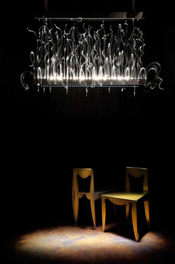 #Livia Collection #chandelier #interiors #design