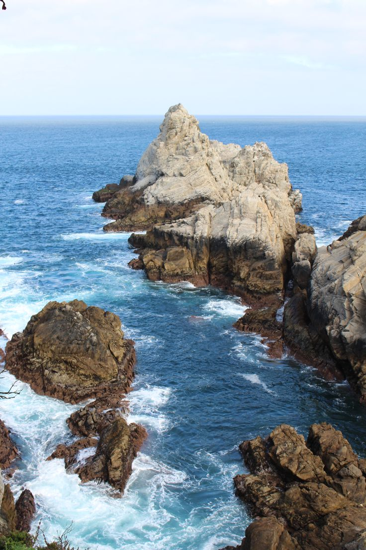 Point Lobos State Reserve Is One Of The Most Stunning Meetings Land And Sea Along