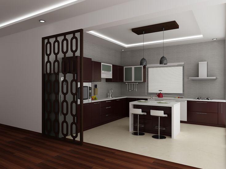 23 Best Kitchen Interior Design Images On Pinterest  Dubai Stunning Kitchen Interior Designing Design Decoration