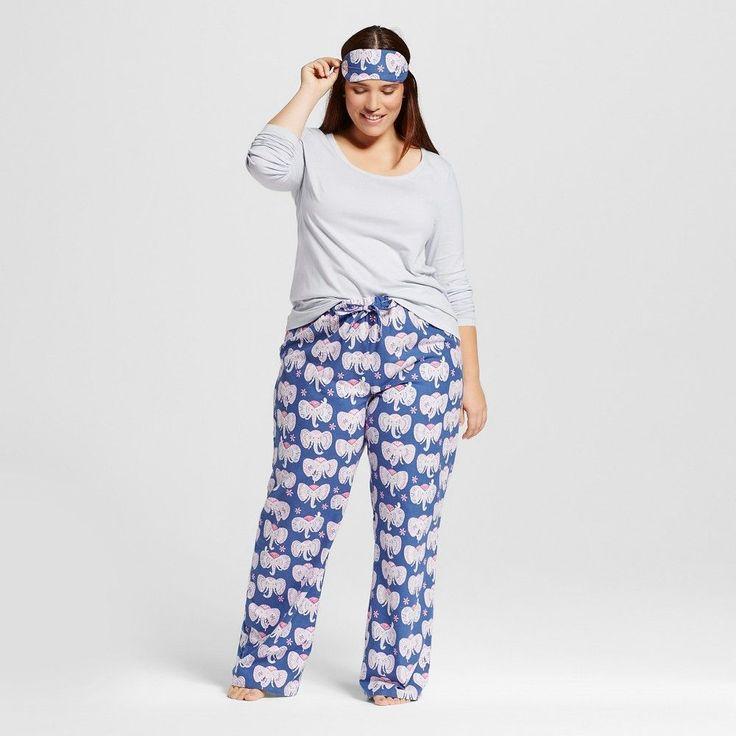 Nite Nite Munki Women's Pajama sets - Gray
