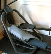 If you have an elliptical, or love using one at the gym, these are some great tips!