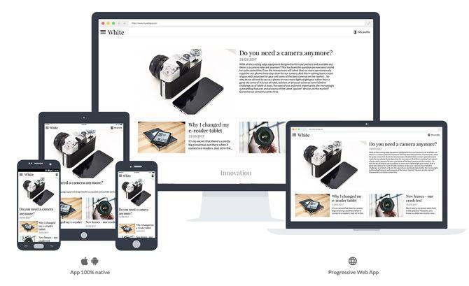 GoodBarber 4.0 | Next Generation Apps : découvrez comment faire sortir votre projet du lot avec GoodBarber 4.0