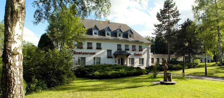 Das Waldhotel am Stausee, Hohenwarte, Thüringen