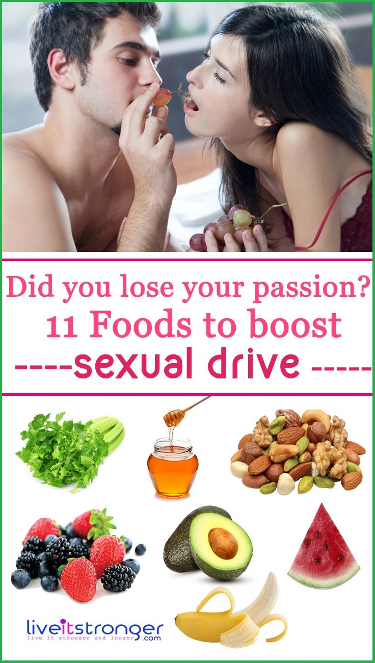 which food improve sex power