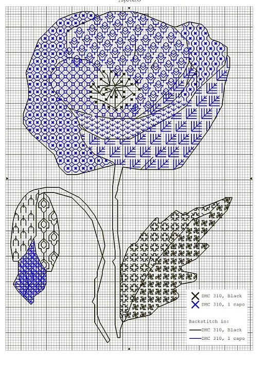 (4) Gallery.ru / Фото #1 - BLACKWORK Flowers - alfita