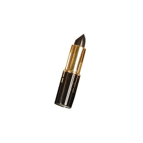 Stargazer - Lipstick (Black) - - Make-up ($4.64) ❤ liked on Polyvore featuring beauty products, makeup, fillers, beauty, accessories, cosmetics, black beauty products, black makeup and kohl makeup