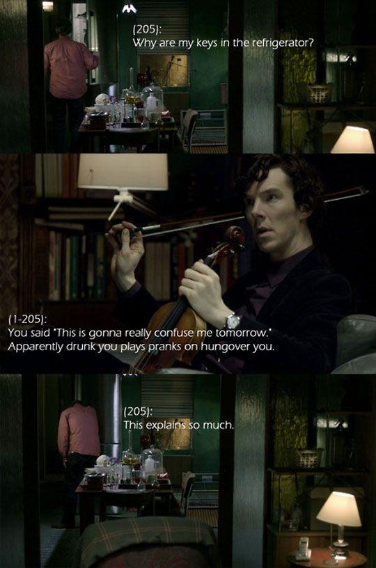 .Poor John.