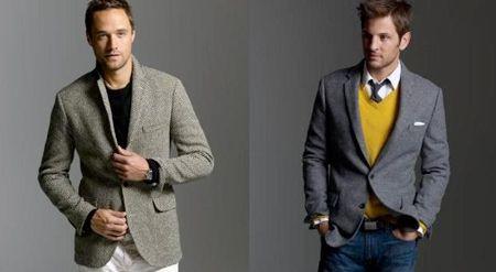 Casual for men — спокойные неяркие тона всегда в моде