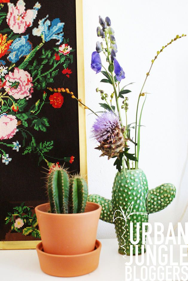 Urban Jungle Bloggers: Plants & Flowers by @jenniferadriene
