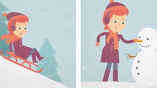 These pages include explainers and experiments to help kids understand weather and climate.