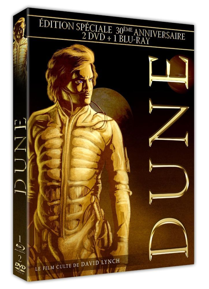 Dune  Édition Spéciale 30ème Anniversaire Combo Blu-ray + DVD  -  BLU-RAY - NEUF