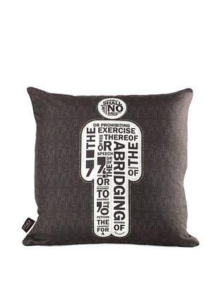 62% OFF Inhabit AM 1 Pillow, Natural & Soy