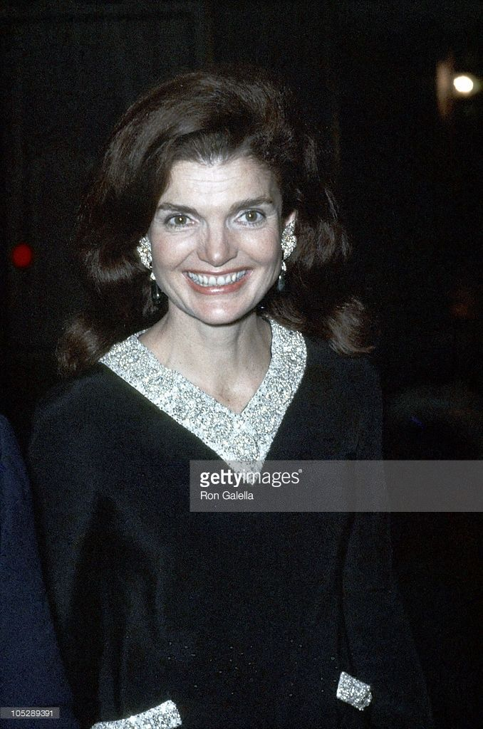 Jackie Onassis during Jackie Onassis and Ari Onassis Sighting At Le Cote Basque - October 15, 1969 at Le Cote Basque in New York City, New York, United States.