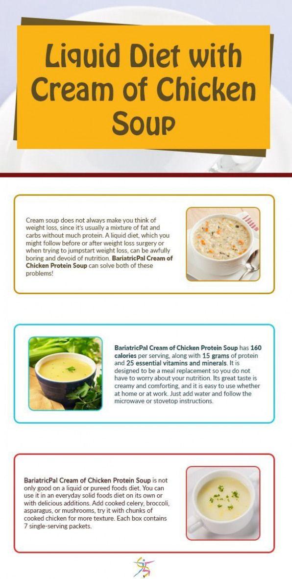 liquid diet food not losing weight