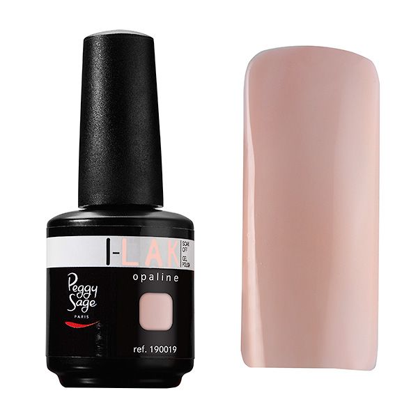 """Vernis semi-permanent I-LAK """"Opaline-190019"""" - Gamme révolutionnaire de vernis semi-permanents longue tenue aux couleurs spectaculaires ! #NailPolish #NailLacquer #nail"""