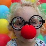 Make a Balloon Backdrop Photo Prop