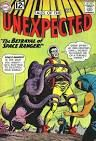 tales of the unexpected comic - Google Search