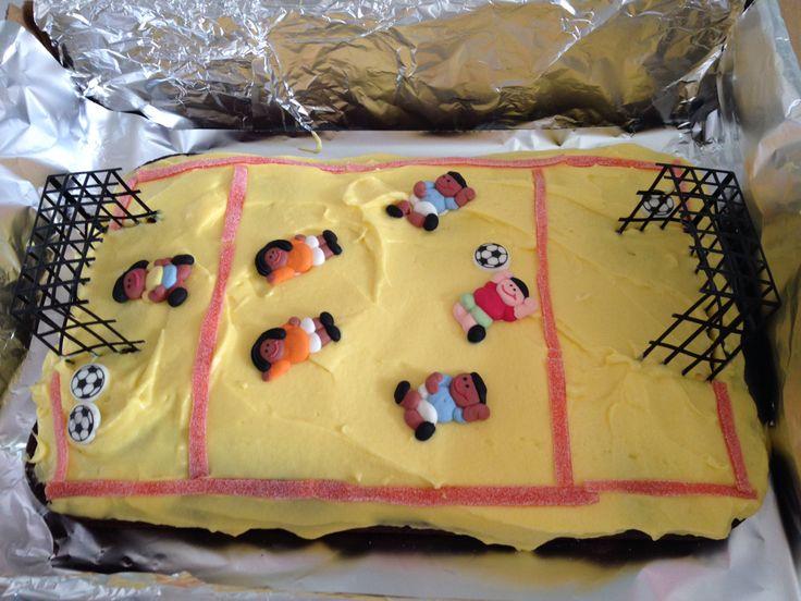 Beach handball Kuchen Cake