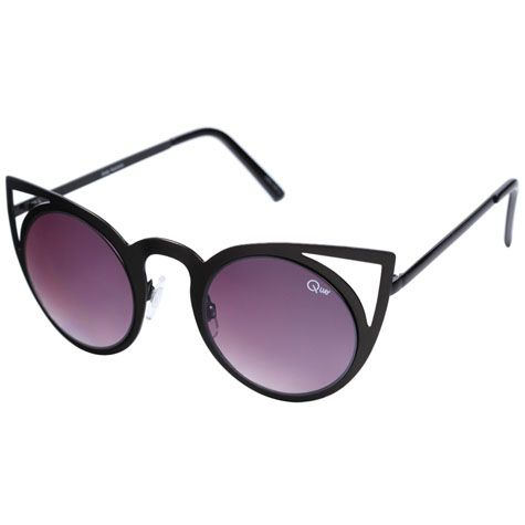 Quay Eyeware Invader Sunglasses from City Beach Australia