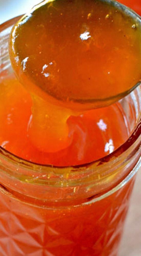Golden Apricot Jam.