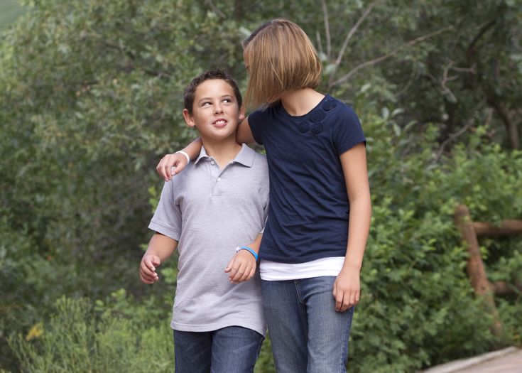 Oh brother! Having a sibling makes boys more selfless