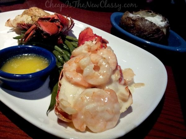 Try great lobster and seafood dishes at Red Lobster's Lobsterfest, including Dueling Lobster Tails and Lobster and Shrimp Linguini Alfredo #lobster #ad #BestLobsterfest #seafood #lobsterfest  http://cheapisthenewclassy.com/2014/03/red-lobster-lobsterfest.html