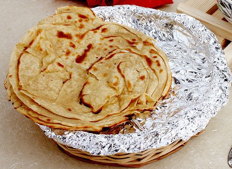 Side, IS7, Lacchs Paratha, Indian