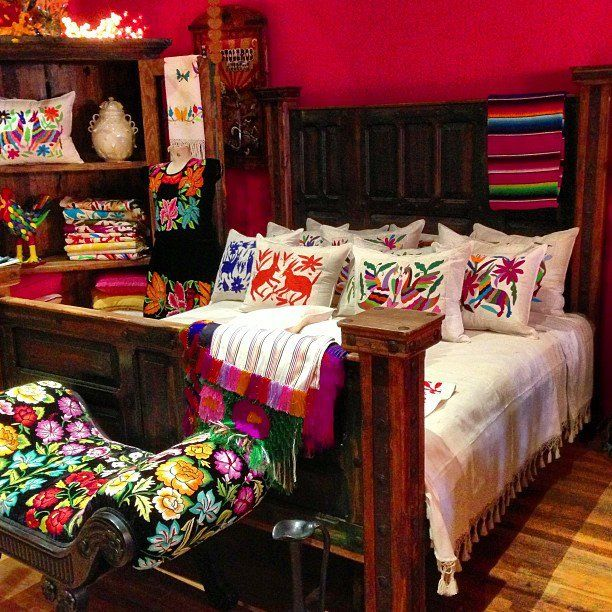 All totally Mexican handmade homeware. Divine!