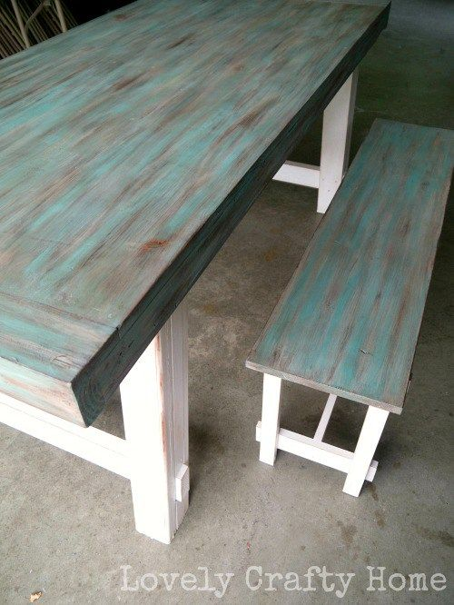 Chalk Paint For Outdoor Furniture Part - 32: 22 DIY Home Decor Projects For A Prettier Space | Tutorials, Chalk Paint  And Woods