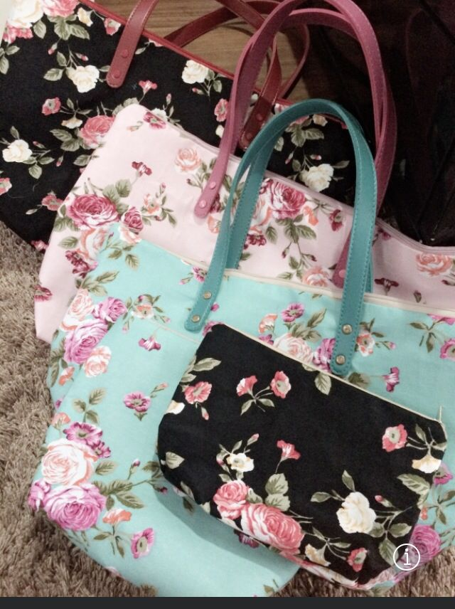 Flower tote bag, sold out...