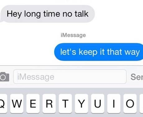 Texts from Exes | Funny Text Messages from People Who Dated