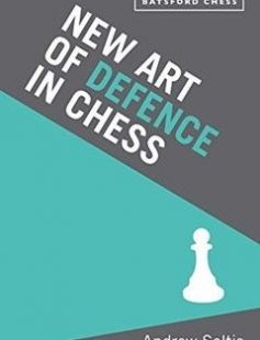 New Art of Defence in Chess free download by Andrew Soltis ISBN: 9781849941600 with BooksBob. Fast and free eBooks download.  The post New Art of Defence in Chess Free Download appeared first on Booksbob.com.