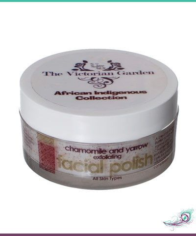African Indigenous Chamomile & Yarrow Facial Polish – R95.00 from Absolute Simplicity