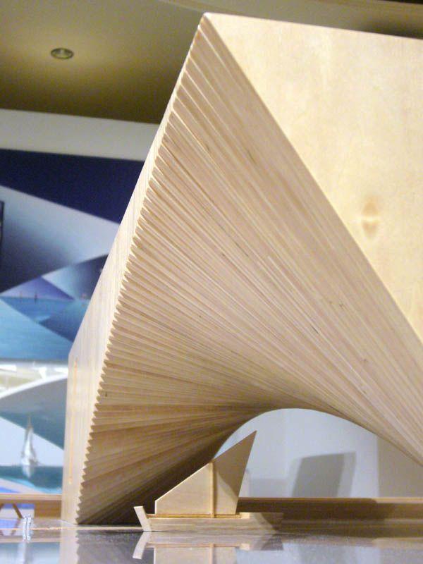 Maritime Museum, Abu Dhabi by Tadao Ando Architect
