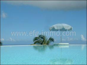Karibik Immobilie Villa, Pool, Meer Panoramablick zu verkaufen