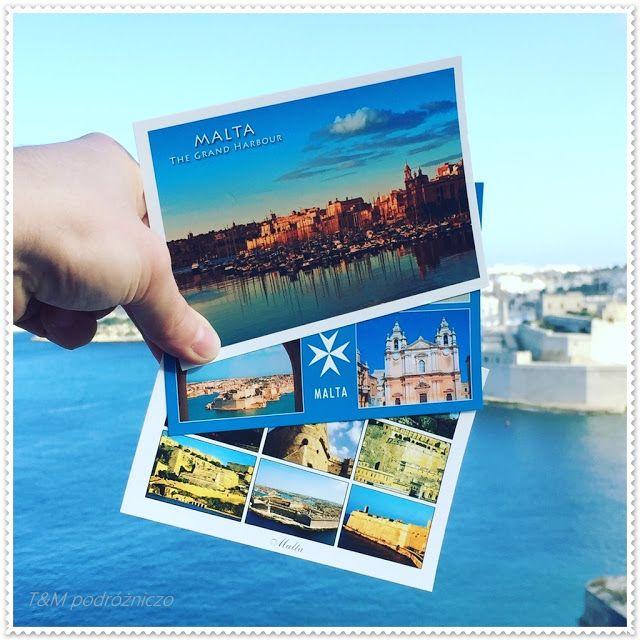 Myślami i zdjęciami wciąż na Malcie...