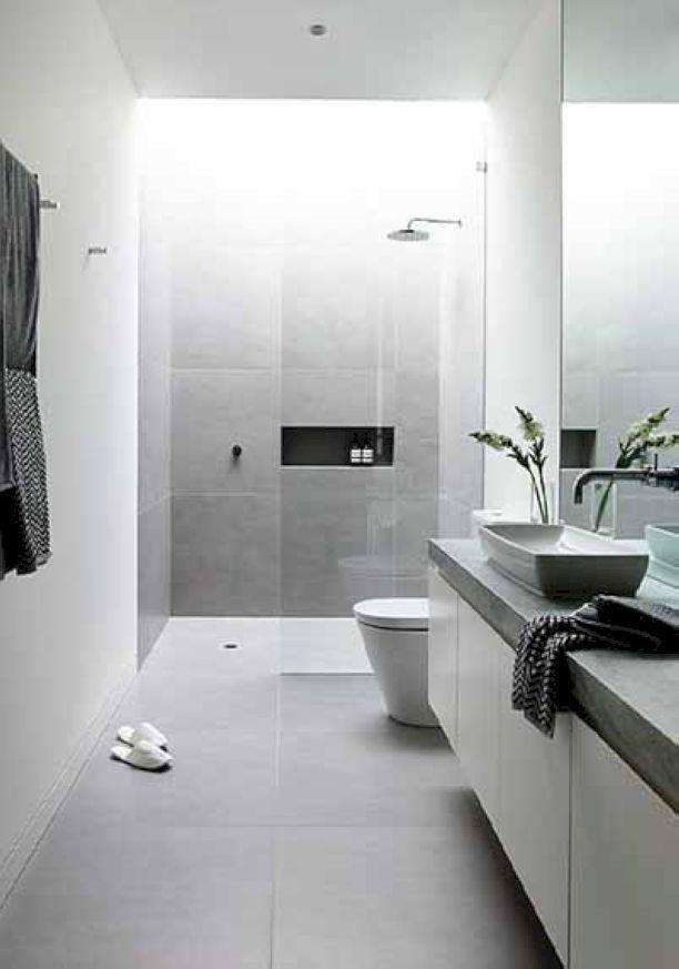 14 besten Fliesen Bilder auf Pinterest Badezimmer - badezimmer aufteilung neubau
