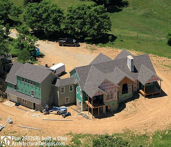 271 Best Rugged And Rustic House Plans Images On Pinterest