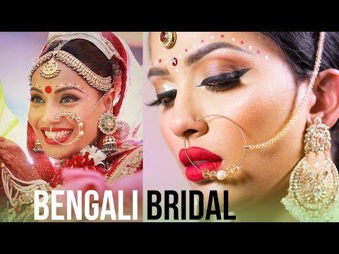 Bipasha Basu Wedding Makeup | Bengali Bridal Makeup | irenesarah - YouTube