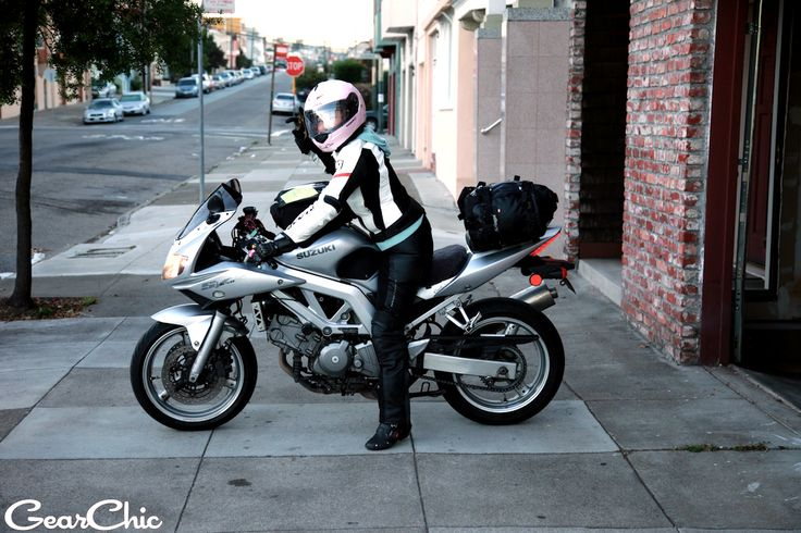 GearChic, a personal guide to Women's Motorcycle Gear – My Favorite Summer Motorcycle Jackets for Women