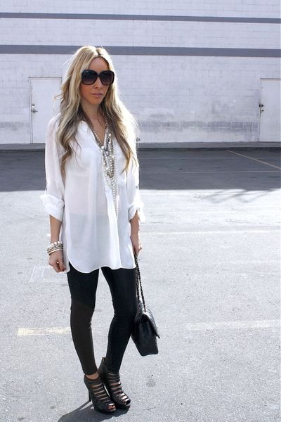 need oversize white shirt this summer  styles  looks