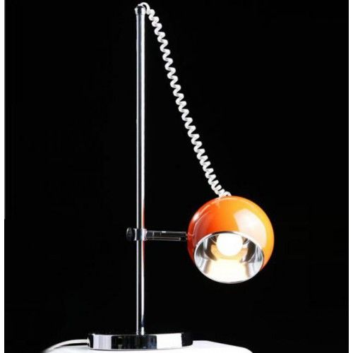 Indoor Lighting - Chromed steel frame - Orange - KoKoon Design