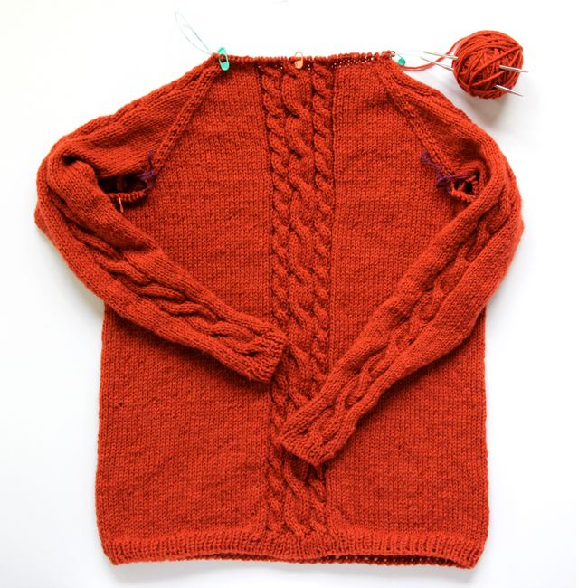 Knitting Joining Raglan Seams : Best knit sweaters techniques images on pinterest