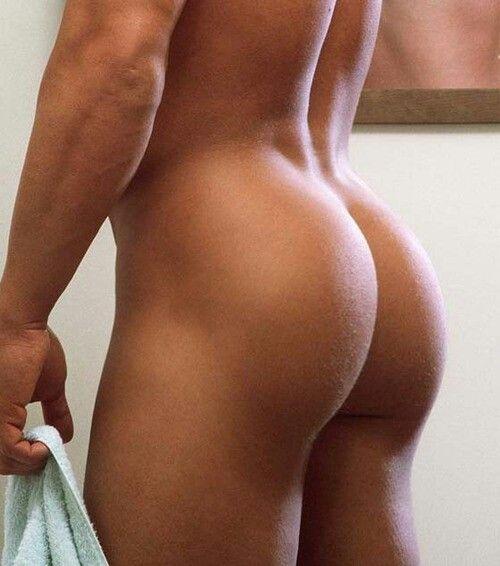 Waxing nude men sexy #4