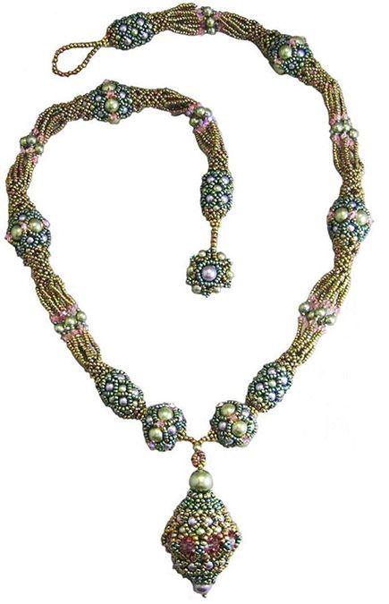 Sea Nettles Necklace- Kimberly Stathis - 2009